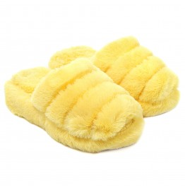 Pantufla India Amarillo